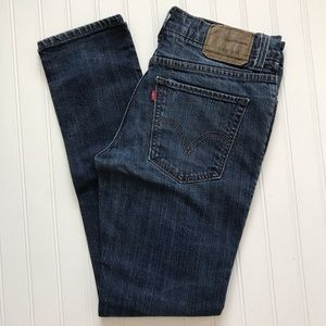 LEVIS 510 Super Skinny Blue Jeans! Vintage W32 L30